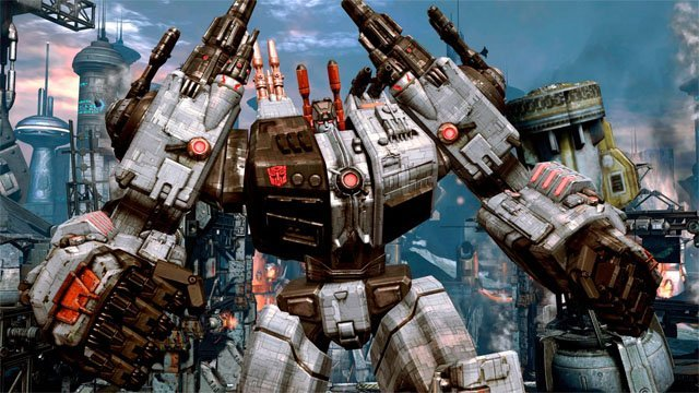 Metroplex is one of the Transformers characters we want to see on the big screen.