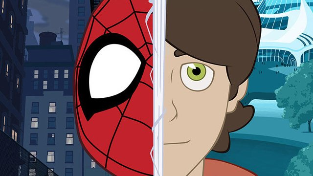 Take a look at Marvel's new animated Spider-Man series. Will you tune in for the new animated Spider-Man series?