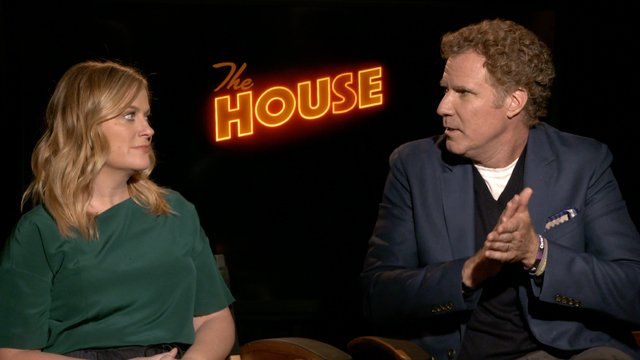 CS Video: Will Ferrell, Amy Poehler And The House Cast