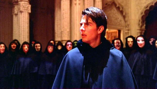 Tom Cruise - Eyes Wide Shut