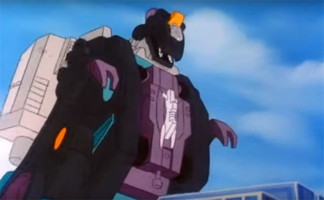 Trypticon is another of the best Transformers characters.