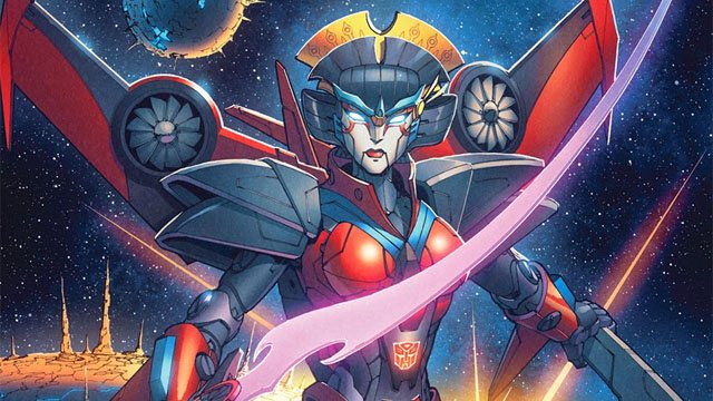 Windblade is another one of the best Transformers characters.