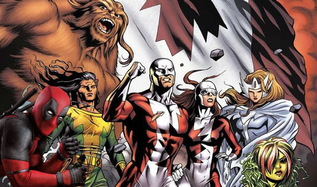 Deadpool 2 Set Photo Features an Alpha Flight Easter Egg