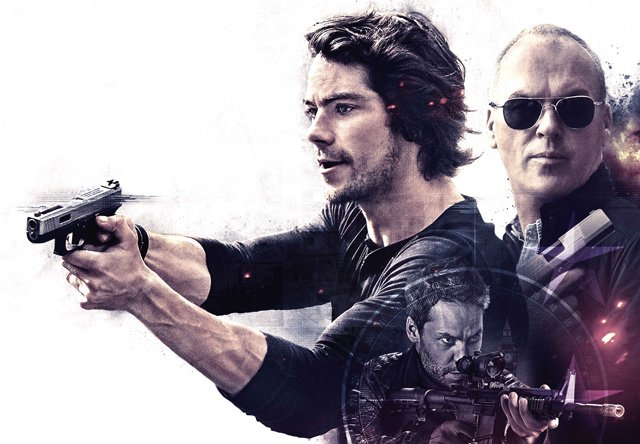 New American Assassin Poster, Red Band Trailer Tomorrow