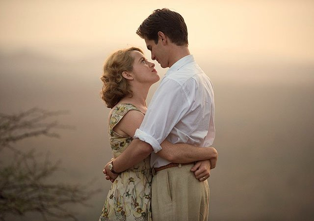 Andrew Garfield and Claire Foy drama to open 61st London Film Festival