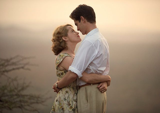 Breathe Trailer and Poster with Andrew Garfield and Claire Foy