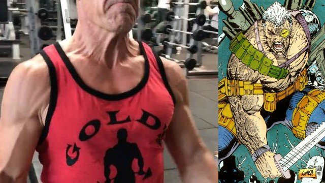 Josh Brolin Preps His Guns for Deadpool 2's Cable