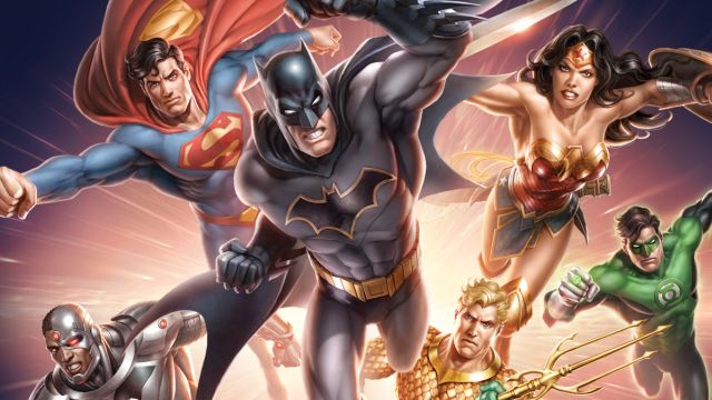 DC Universe Original Movies: 10th Anniversary Collection Announced!