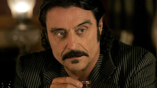 Ian McShane has a Deadwood movie update for fans. Would you like to see a Deadwood movie?