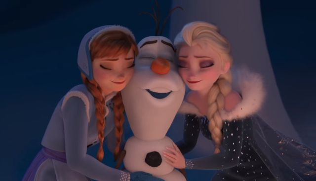Olaf's Frozen Adventure Trailer Returns to the World of Frozen