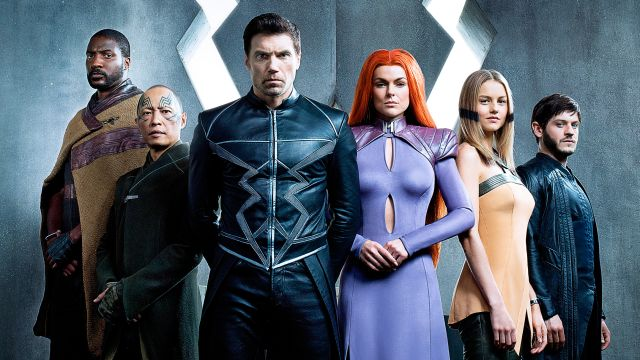 Marvel's Inhumans Trailer Arrives from Atillan