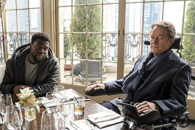 Intouchables Remake with Cranston and Hart Gets a Release Date