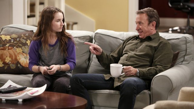 A Last Man Standing revival may be in the works at CMT