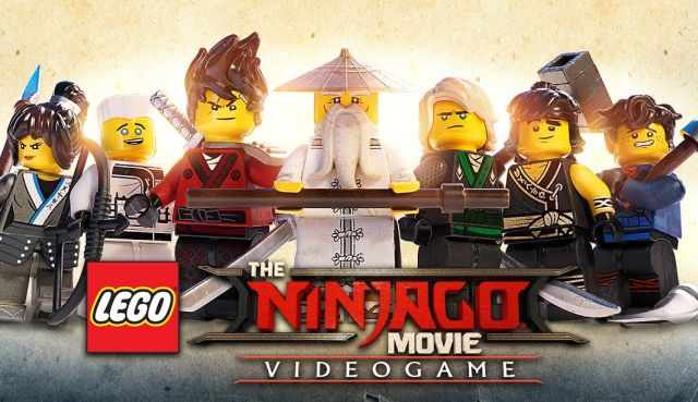 LEGO Ninjago Movie Video Game Announcemed for Nintendo Switch, PS4, Xbox