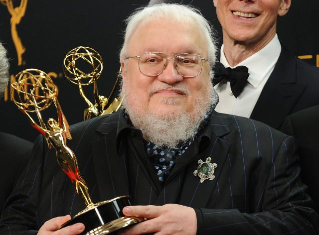 George RR Martin's 'Nightflyers' Picked Up to Pilot at Syfy