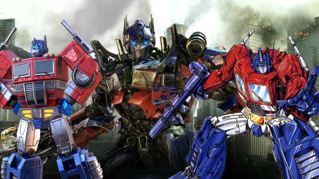 Optimus Prime Origins and Evolutions