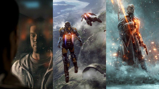 E3 2017: EA Trailers Including Anthem, A Way Out, and More!