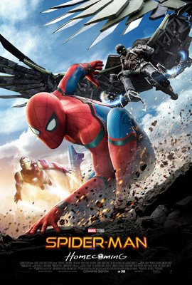 Spider-Man: Homecoming Review #2 at ComingSoon.net