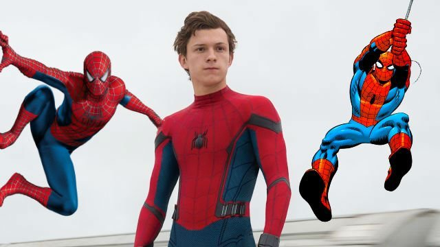 Spider-Man Secret: Tom Holland's Man Thong Revelation