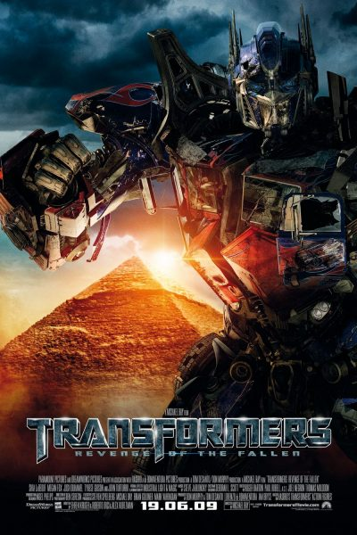 The Transformers story continues in Revenge of the Fallen.