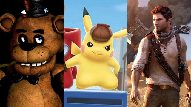 25 Video Game Movies In Development