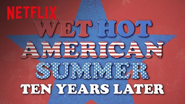 The Reunion Begins in a Wet Hot American Summer: Ten Years Later Clip!