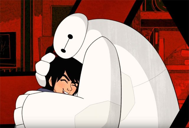 Watch the Big Hero 6 Opening From the Disney XD Series