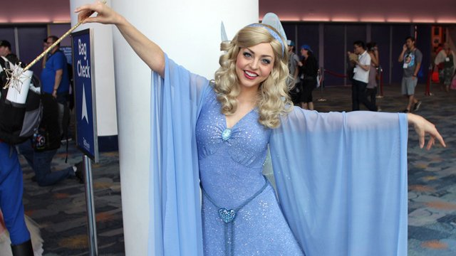 Take a look at more D23 Cosplay! See our second round of D23 cosplay photos.
