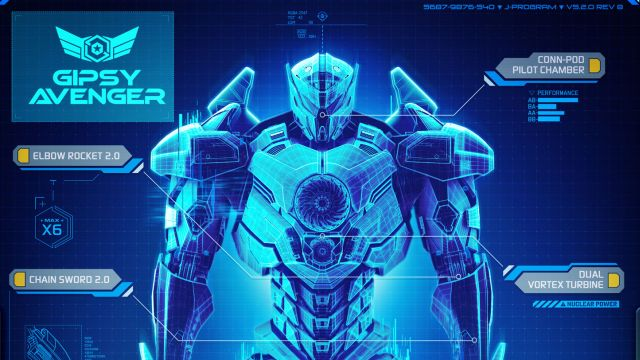 Pacific Rim Uprising Jaegers Revealed!