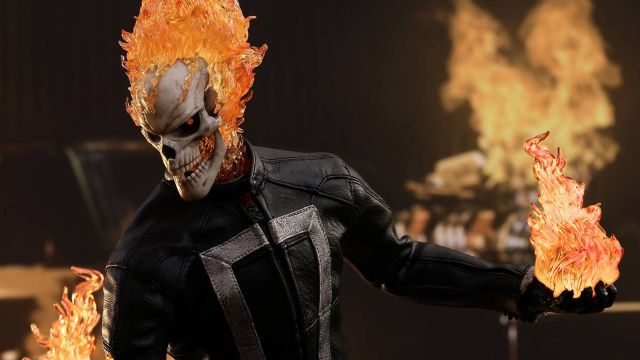 Hot Toys Reveals Agents of SHIELD's Ghost Rider Figure