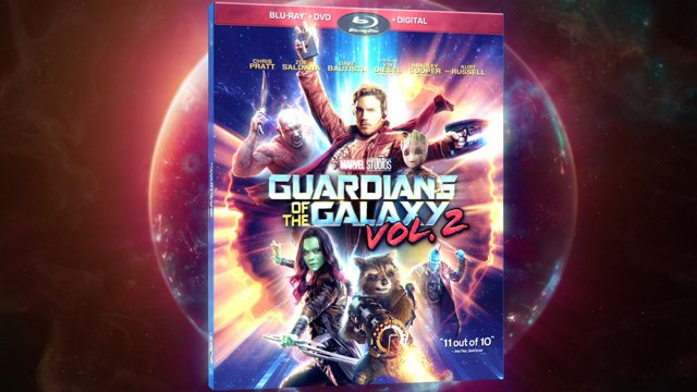 Guardians of the Galaxy Vol. 2 hits DVD and Blu-ray August 22. August is when it will arrive.