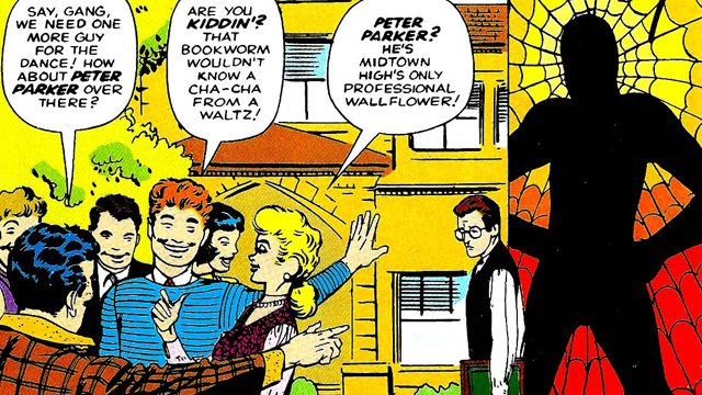 Spider-Man High School. Midtown High. Spider-Man High School.