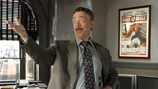 J Jonah Jameson is one of the all time greatest Spider-Man characters. What Spider-Man characters do you want to see in a Homecoming sequel.