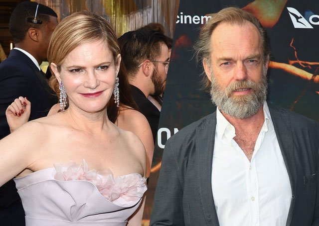 Jennifer Jason Leigh and Hugo Weaving Join Patrick Melrose Series