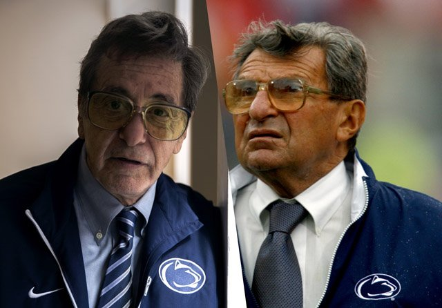 First Look at Joe Paterno Biopic Starring Al Pacino