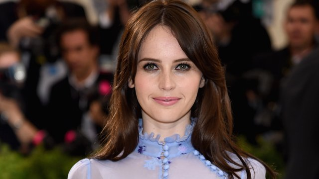 Felicity Jones has been cast in a film based on the ballet Swan Lake.