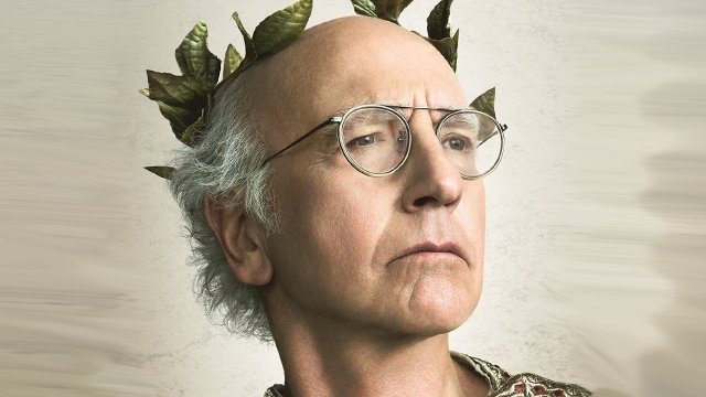 Larry David Just Found Out That He's Related To Bernie Sanders