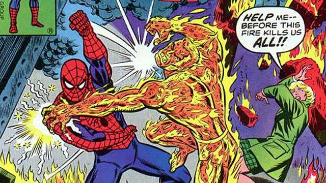 Molten Man is one of our favorite Spider-Man characters. Would you want to see any specific Spider-Man characters in future films?