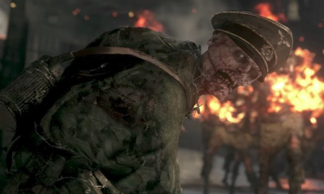 Comic-Con Call of Duty: WWII Nazi Zombies Developer Interview