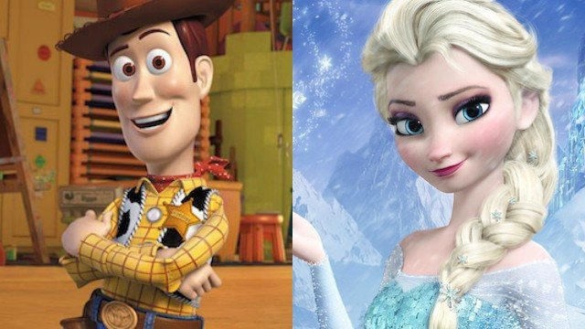 Disney Teases Toy Story 4 and Frozen 2 Title at D23 Expo