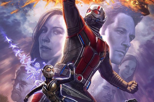 Photos from the Atlanta Set of Ant-Man and The Wasp