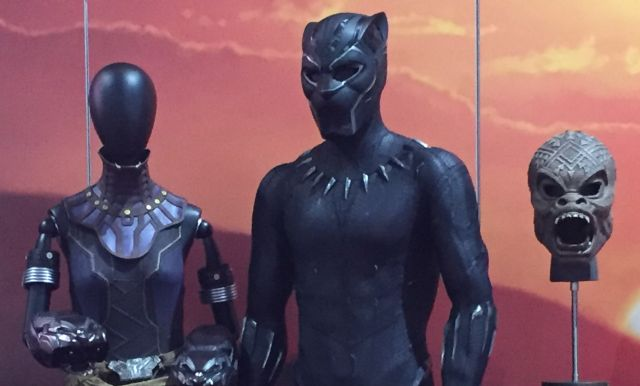 New poster for Marvel's Black Panther