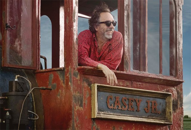 Production Begins on Tim Burton's Live-Action Dumbo!