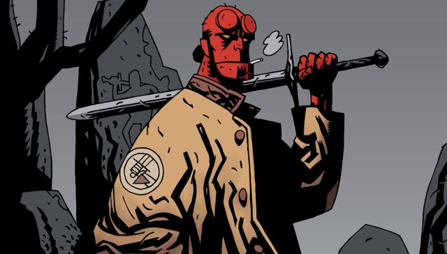 Mignola Reveals Hellboy Reboot Was Originally Tied to del Toro Movies