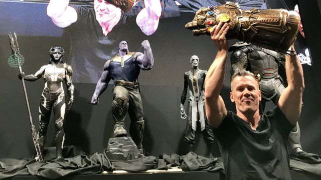 The Black Order from Avengers: Infinity War Revealed!