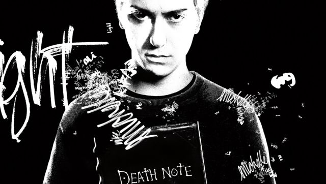 Meet Light in a New Death Note Character Poster