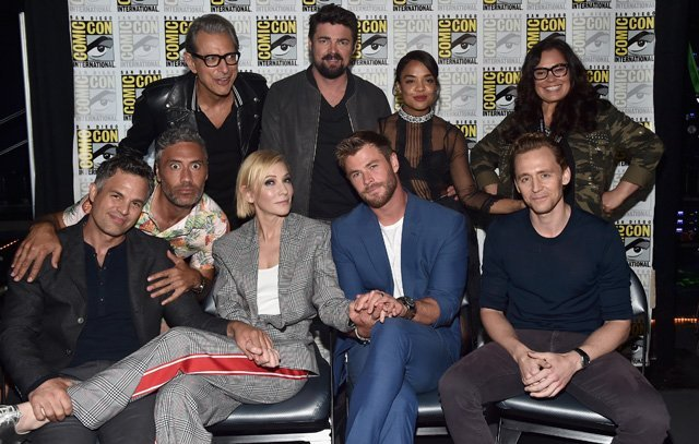 Photos from the Marvel Studios Panel at Comic-Con 2017