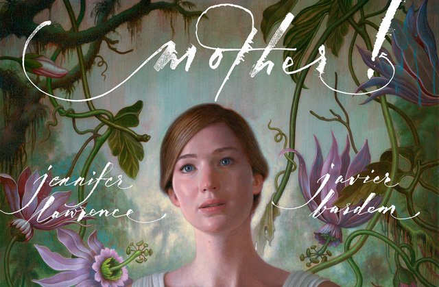 Things take a terrifying turn for Jennifer Lawrence in 'Mother!'