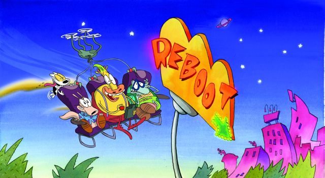 Comic-Con: Rocko's Modern Life Returns in First Look at TV Movie
