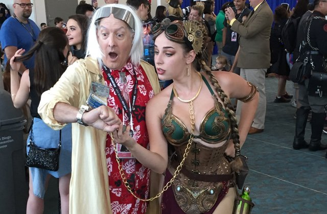 Comic-Con: Even More 2017 Cosplay Photos from San Diego!